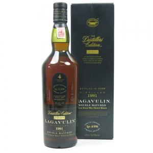 Lagavulin 1991 Distillers Edition