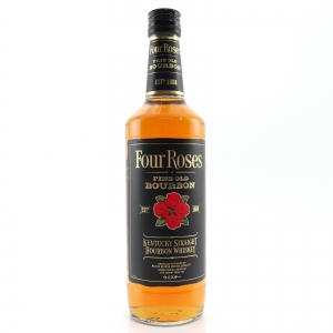 Four Roses Kentucky Straight Bourbon / Black Label