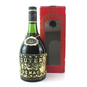 Rouyer Guillet Napoleon Cognac 1970s