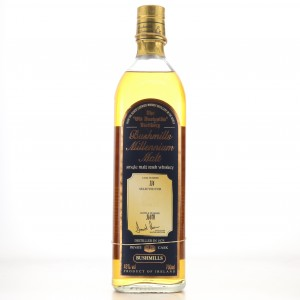 Bushmills 1975 Millennium Malt Single Cask #314