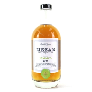 Worthy Park 2005 Mezan 12 Year Old Jamaican Rum