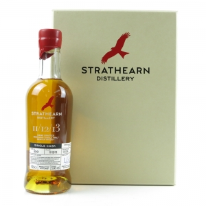 Strathearn Distillery Inaugural Single Cask / Bottle #79