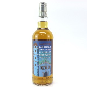 Faultline 17 Year Old Caribbean 100 Proof Rum 75cl / US Import