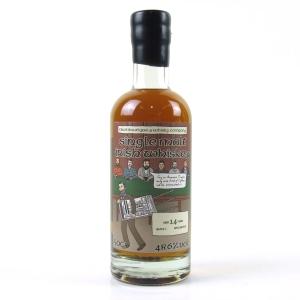 Irish Single Malt That Boutique-Y Whisky Company 14 Year Old Batch #1