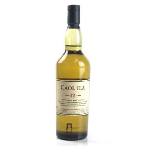 Caol Ila 12 Year Old 20cl