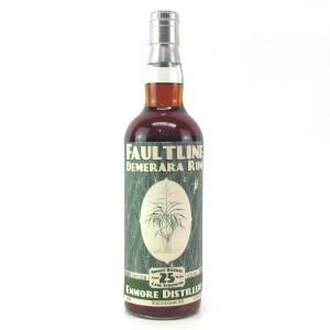 Enmore 1989 Faultline 25 Year Old Single Barrel Rum 75cl / K&L Wines