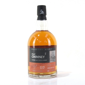 Wemyss Malts Peat Chimney Batch 1