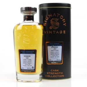 Bowmore 1997 Signatory Vintage 17 Year Old / Cask Strength