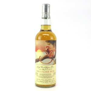Uitvlugt 1994 Faultline 20 Year Old Single Barrel Rum 75cl / K&L Wines