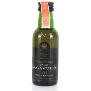Lagavulin 1979 Distillers Edition Miniature 5cl / First Release