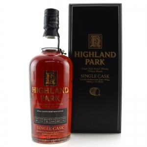 Highland Park 1989 Single Cask 16 Year Old #4386