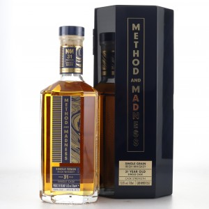 Method and Madness 31 Year Old Single Cask Single Grain
