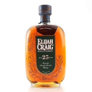 Elijah Craig 23 Year Old Single Barrel