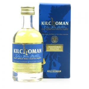 Kilchoman Inaugural Release 5cl Miniature