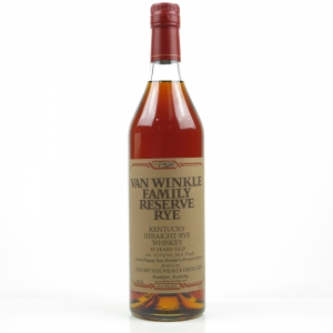 Pappy Van Winkle 13 Year Old Rye Family Reserve