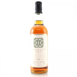 Emerald Isle 1991 Speciality Drinks 24 Year Old Irish Single Malt