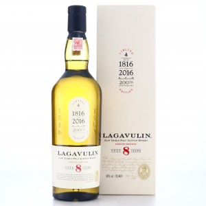 Lagavulin 8 Year Old Bicentenary Edition