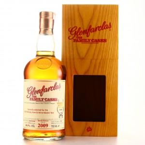 Glenfarclas 2009 Family Cask #2380 / Whisky Rum & Wine Master Test