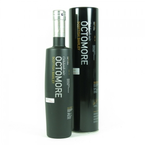 Bruichladdich Octomore Scottish Barley 6.1 Front