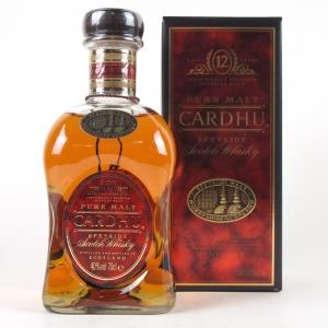Cardhu 12 Year Old Pure Malt