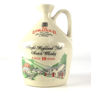 Edradour 10 Year Old Decanter 1980s