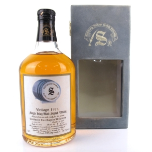 Bowmore 1974 Signatory Vintage 24 Year Old