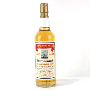 Balmenach Master of Malt 21 Year Old / Hogmanay Dram