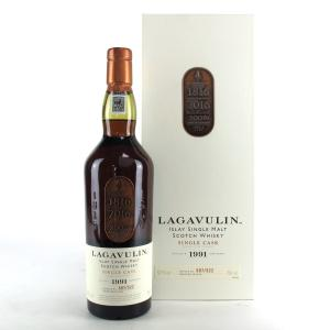 Lagavulin 1991 Single Cask / Bicentenary