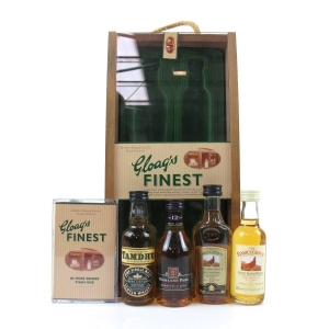 *Matthew Gloag Finest Collection Miniature Selection 4 x 5cl / Including Tamdhu and Highland Park