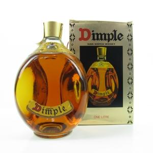 Haig's Dimple 1970s 1 Litre