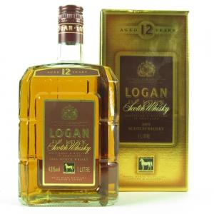 Logan 12 Year Old 1 Litre