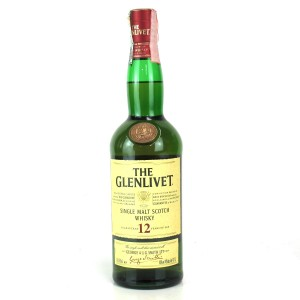 Glenlivet 12 Year Old / Ramazzotti Import
