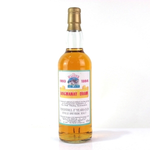 Tomintoul 1976 Master of Malt 17 Year Old / Hogmanay Dram