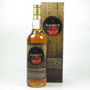 Amrut 2009 Single Bourbon Cask Front