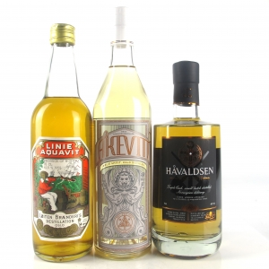 Miscellaneous Aquavit 3 x 70cl