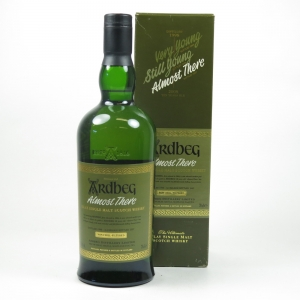 Ardbeg Almost There 1998 Front