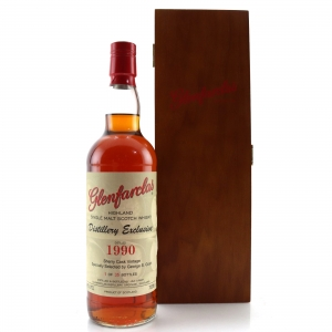 Glenfarclas 1990 Sherry Cask / Distillery Exclusive