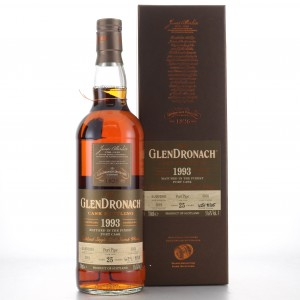 Glendronach 1993 Single Port Cask 25 Year Old #5976