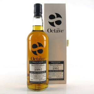 Bruichladdich 1992 Duncan Taylor 21 Year Old / Octave