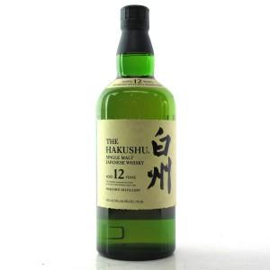 Hakushu 12 Year Old 75cl / US Import