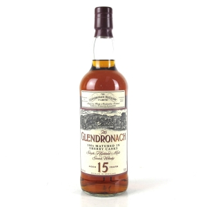 Glendronach 15 Year Old 1990s 75cl / US Import