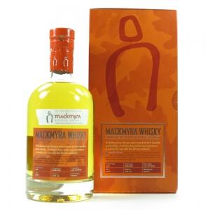 Mackmyra First Edition Swedish Single Malt Front