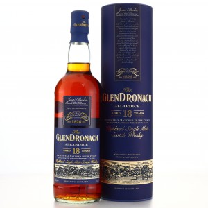 Glendronach 18 Year Old Allardice / 2012 Release