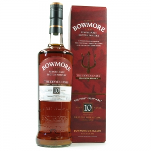 Bowmore Devil's Cask 10 Year Old Batch #2 Front