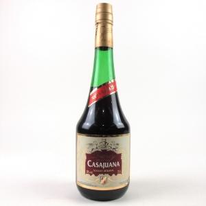 Casajuana 25 Year Solera Reserva Brandy / Leaking