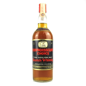 Strathisla 1937 Gordon and MacPhail 35 Year Old