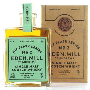 Eden Mill Single Malt Hip Flask Series No.2 20cl / Chocolate Malt