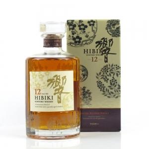 Hibiki 12 Year Old / Kacho Fugestu Limited Edition