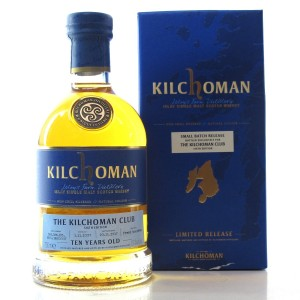 Kilchoman 2007 Small Batch 10 Year Old / Kilchoman Club 6th Edition