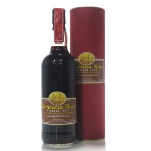 Demerara 1974 Gordon and MacPhail Single Cask Rum 75cl / Park Avenue Liquor Shop